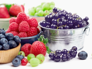 Berries Your Store House Of Nutrition