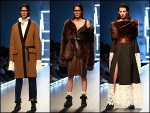 Amazon India Fashion Week 2016 Aw Dhruv Kapoor Takes Punk To Romance