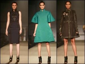Pankaj Nidhi Collection At Amazon India Fashion Week