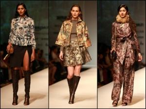 Amazon India Fashion Week 2016 Hemant And Nandita A Dark Enchantress