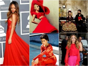 Aries Fashion Trend Of Flaming Red Check Out