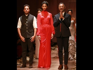 Amazon India Fashion Week 2016 Collection Shantanu Nikhil