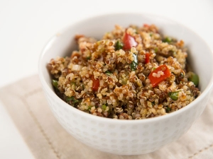 Easy Quick Quinoa Recipes For Breakfast And Salad