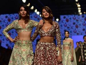 Lakme Fashion Week 2016 Summer Payal Singhal Shibani Dandekar