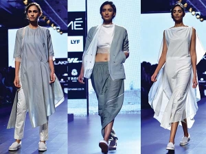 Lakme Fashion Week 2016 Summer Resort Antar Agni Earthly Collection