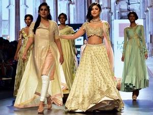 Lakme Fashion Week 2016 Summer Resort Anushree Reddy Mughal India