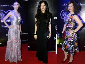Artist Aloud Music Awards 2016 Check Out What The Artists Wore
