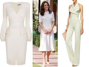 Wool Crepe Dress Fashion Inspiration From Kate Middleton Check It Out
