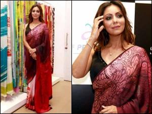 Gauri Khan At Satya Paul Collection Launch