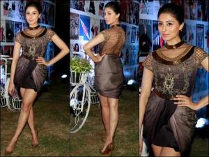 Pernia Qureshi At Harpers Bazaar Party In Delhi Have A Look