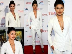 Priyanka Chopra Times 100 Most Influential People Gala In Nyc