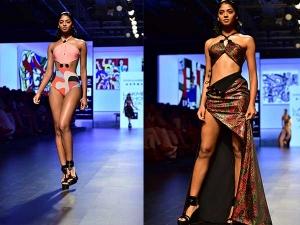 Shivan Narresh Lakme Fashion Week Summer Resort