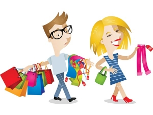Here Are Seven Reasons Why You Should Not Shop With Your Boyfriend