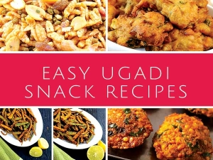 Easy Ugadi Snack Recipes