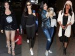Bollywood Celebrity Airport Look Get Your Leather Outfit Out