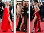 Cannes Film Festival 2016 The Thigh High Slit Trend