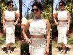 Sunny Leone Splitvilla Season 9 Latest White Dress Check It Out