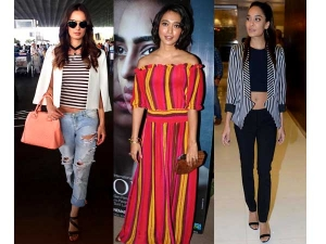 Bollywood Trend Stripes The All New Rage And How To Wear Them