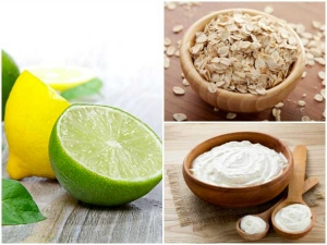 Diy Oats Curd And Lime Pack To Treat Dark Neck