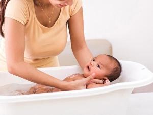 How Often Should I Bathe My Newborn Baby