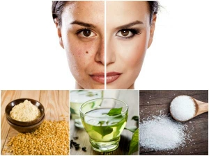 Diy Green Tea Sugar And Flour Face Scrub To Reduce Acne Scars