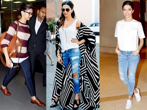 Deepika Padukone In Jeans 7 Times Deepika Padukone Wore Denims Right