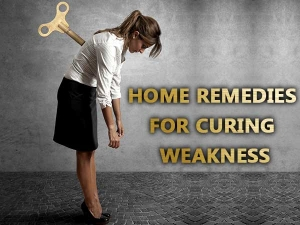 Effective Home Remedies For Curing Weakness