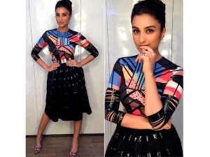 Parineeti Chopra In Shivan And Narresh Dress Is Something Unusual