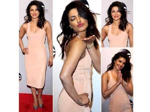 Priyanka Chopra Abc Upfronts 2016 Dressed In Dion Lee