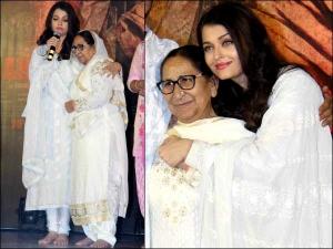 Sarbjit Promotions Aishwarya Rai Richa Chaddha In Beautiful Ensembles