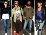 Bollywood Celebrity Travel Airport Looks 8 Celebs Who Travelled In Sty