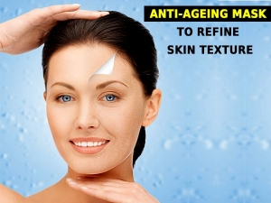 Homemade Anti Ageing Mask To Refine Your Skin Texture