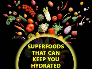 Superfoods That Can Keep You Hydrated