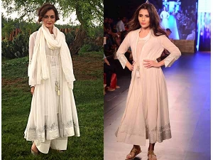 Dia Mirza Ganga The Soul Of India Finale Episode Dressed In White