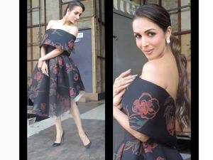 Malaika Arora Khan Indias Got Talent Latest Outfit Saiid Kobeisy