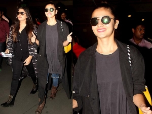 Alia Bhatt Fashion Bollywood Celebrity Airport Look Check It Out