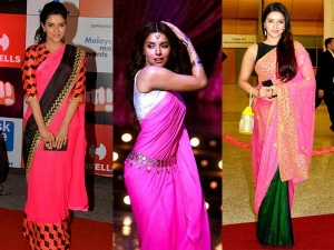 Asin In Sarees 10 Best Saree Moments From The Actress