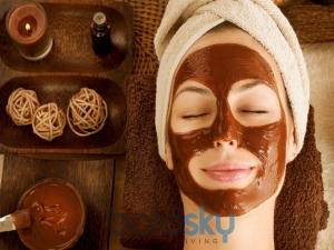Diy Mint Chocolate Scrub For Smooth Skin