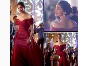 Deepika Padukone Tanishq Jewellery Ad Dressed In Swapnil Shinde