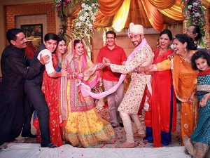 Divyanka Tripathi Wedding Lehenga Pictures And More
