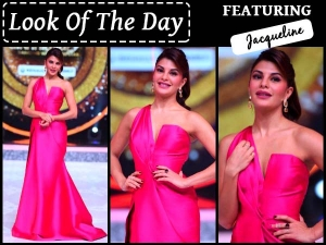 Look Of The Day Jacqueline Fernandez Judging Jhalak Dhikhhla Jaa