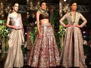 India Couture Week 2016 Manish Malhotra Collection Day