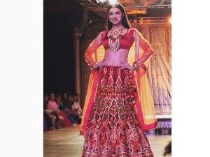 India Couture Week 2016 Reynu Taandon Collecton Kamangari