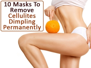Ten Masks To Remove Cellulites Dimpling Permanently