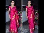 Varamahalakhsmi Saree Pallu Styles To Try On