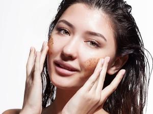 Diy Banana Oatmeal Scrub For Facial Redness