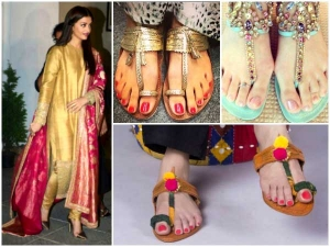 Footwear For Salwar Kameez Take A Look