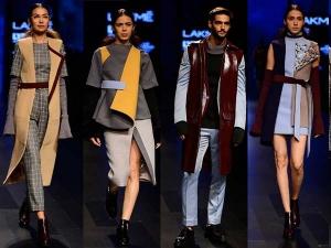 Kanika Goyal Show Lakme Fashion Week Winter Festive