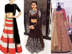 Lehengas Under 5k Take A Look And Get Reception Lehenga