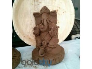 How To Make Eco Friendly Ganesh Idol
